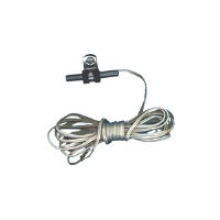 Sensaphone FDG-0101 2.8K Weatherproof Temperature Probe - 12' Wire, Indoor/Outdoor