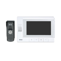"Swann SW347-DV7 Video Doorphone - 7"" Color LCD Screen, Push Button Door Open Feature, Built-in Speaker, Night Vision"
