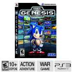 Sega Sonic's Ultimate Genesis Collection Video Game - PlayStation 3/PS3, ESRB: E10+