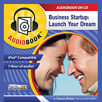 BUSINESS STARTUP-LAUNCH YOUR DREAM AUDIOBOOK