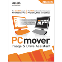 LAPLINK PCMOVER IMAGE AND DRIVE ASSISTANT