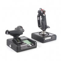 Saitek X52 Pro Flight Control System - Joystick, Throttle