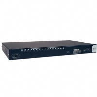 Tripplite B060-016-2 Matrix IP KVM Switch - 16-Port, 1U Rackmount, 2-User