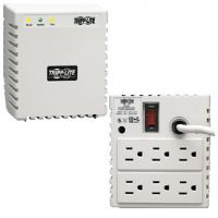 Tripp Lite 600W 120V Power Conditioner with Automatic Voltage Regulation (AVR), AC Surge Protection, 6 (LS606M)