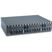 TRENDnet - TFC-1600 - 16-Slot Chassis System for TFC Series Fiber Converter