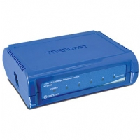 TRENDnet - TE100-S5 - 5-Port 10/100 Mbps Fast Ethernet Network Switch