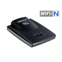 Trendnet TEW-654TR 300Mbps Wireless N Travel Router Kit - WiFi N, USB Power Option, RoHS Compliant
