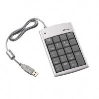 Targus USB Numeric Keypad with 2-Port Hub (PAUK10U)