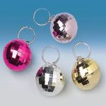 DISCO BALL KEYCHAINS