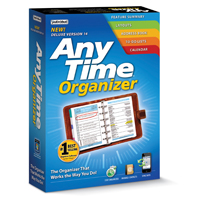 ANYTIME ORGANIZER DELUXE 14.2