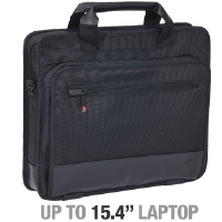 Lenovo 43R2476 Top Load Carrying Case - Fits Notebook PCs up to 15.4""