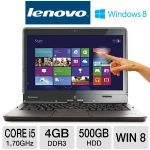 "Lenovo ThinkPad S230u Twist Ultrabook - 3rd Gen. Intel Core i5-3317U 1.7GHz, 4GB DDR3, 500GB HDD, 24GB SSD, 12.5"" Touchscreen, Windows 8 64-bit (33474HU)"