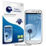 Tech Armor SAMSUNG GALAXY S3 HD Clear Screen Prote