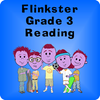 FLINKSTER GRADE 3 READING FOR MACINTOSH