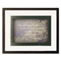 Nature Collection Motivational Frame, One Frame/Four Prints, 10 3/4 x 8 3/4
