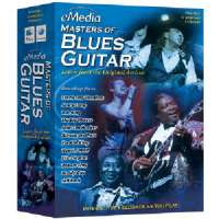 EMEDIA MUSIC EG10131 MASTERS OF BLUES GUITAR