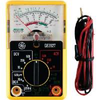 GE 50952 14-RANGE 6-FUNCTION ANALOG MULTIMETER