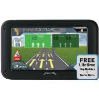 "MAGELLAN RM5375SGLUC ROADMATE(R) 5375T-LMB 5"" GPS DEVICE WITH BLUETOOTH(R) and FREE LIFETIME MAP and TRAFFIC ALERT UPDATES"