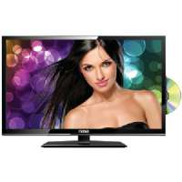 "NAXA NTD-1955 19"" CLASS LED TV and DVD/MEDIA PLAYER WITH CAR PACKAGE"