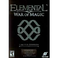 Elemental:War of Magic Limited Edition