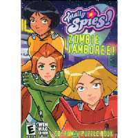 Totally Spies:Zombie Jamboree