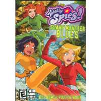 Totally Spies:Swamp Monster Blues