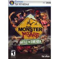 Monster Madness:Battle for Suburbia DVD