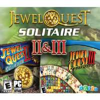 Jewel Quest Solitaire 2&3 [JC]