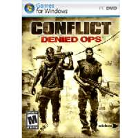 Conflict:Denied Ops DVD