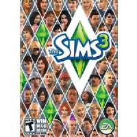 Sims 3 PC/MAC DVD