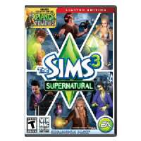 Sims 3:Supernatural PC/MAC ExpPk
