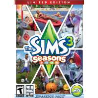 Sims 3 Seasons PC/MAC Exp.Pk.