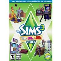 Sims 3:70s,80s,90s Stuff Exp.Pk.Win/MAC