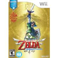 Legend of Zelda:Skyward Sword