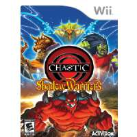 Chaotic:Shadow Warriors