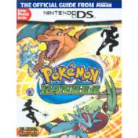 Strategy Guide-Pokemon Ranger