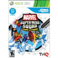 uDraw Marvel Super Hero Squad:Comic Cmbt