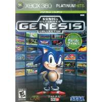 Sonic's Ultimate Genesis Collection PH