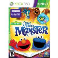 Kinect Sesame St:Once Upon/Monster