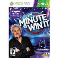 Kinect Minute to Win It
