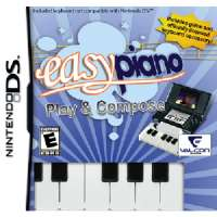 Easy Piano w/keyboard - DS Lite Only