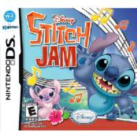 Stitch Jam-Disney