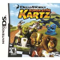 Super Star Kartz:Dreamworks