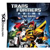 Transformers Prime:The Game