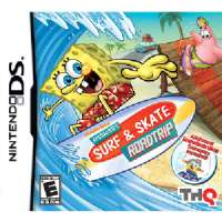 SpongeBob Surf &amp; Skate Roadtrip