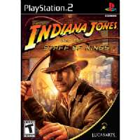 Indiana Jones:Staff of Kings