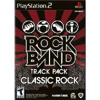Rock Band Track Pack:Classic Rock