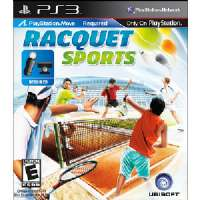 Racquet Sports-PS Move Only