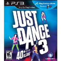 Just Dance 3 - PS Move only