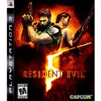 Resident Evil 5 GH